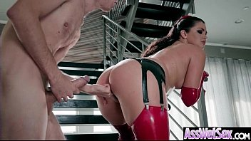 Deep Anal Sex On Tape With Big Curvy Ass Horny Girl (Allie Haze) vid-09