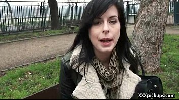 public lovemaking with supah-naughty fledgling euro woman for.