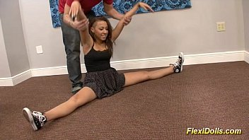 sophia torres as real flexi woman