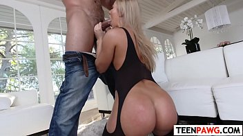 meaty stiff-on for large tush candice.