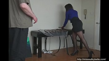 His personal tawse collection