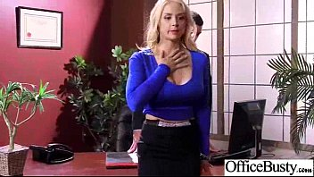 (sarah vandella) Sexy Big Round Tits Girl Bang In Office mov-28