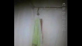 crimson-hot damsel taking a bathroom than faps teenhotcameu.