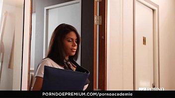 pornography academie - buxomy venezuelan bombshell kesha ortega.