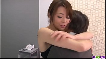 Maki Hojo  leaves the boss to fuck her at work  - More at 69avs com