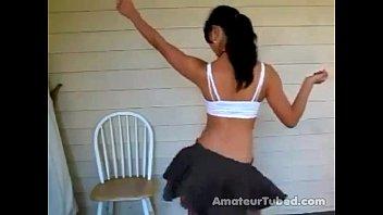 asiatica muy gorgeous bailando fabulous dancing.