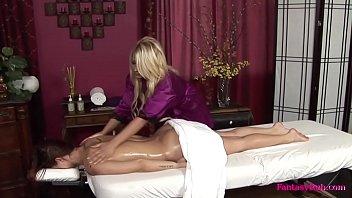 Jacqueline Gives a Nice Massage