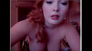 hot redhead with big boobs on cam! more camgirls at NAKEDWEBCAMGIRLS.TK