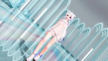 mmdpink cat submitted by hazy