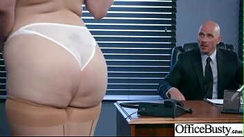 office bang-out with sluty gigantic juggs teenage chick.