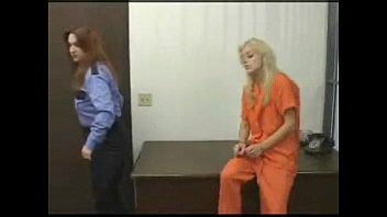kat gets porked in jail