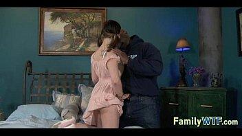 milky daughter-in-law ebony step-dad 071