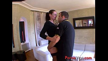 mature poking a stranger like a tramp french inexperienced