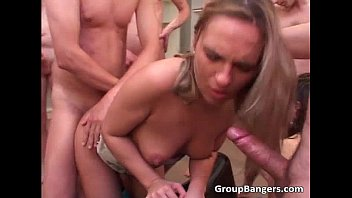 Unforgettable and hardcore hot group sex