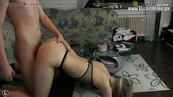 glorious russian silver-blonde call girl plumbs with boy.