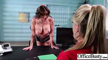 Intercose On Cam With Sexy Busty Slut Office Girl (krissy lynn) mov-21