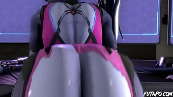 enormous rump widowmaker rails sombras futa.