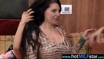 Horny Milf (india summer) Act Like A Star Riding Huge Dick clip-07