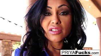 priya rai vibes her cock-squashing indian.