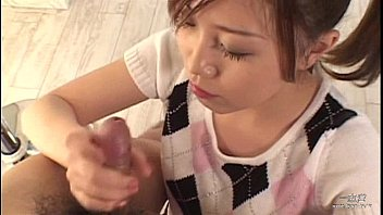 japanese doll gives oral enjoyment aina.