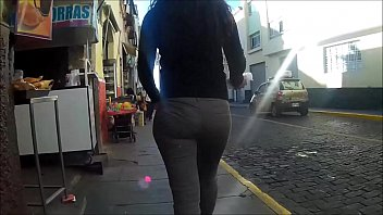 culo caminando - ass street - candid booty