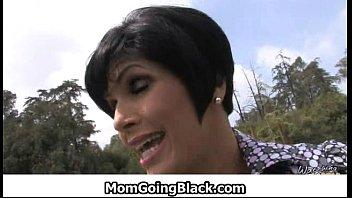 MomGoingBlack.com - Milf Interracial Sex - Hardcore big cock fucking 24