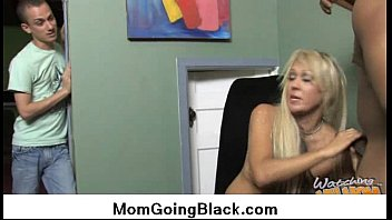 Watching my mom go black fucked by huge black cock