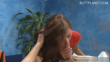 Young model anal gape