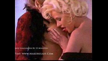 Sarenna - big titted lesbo affair