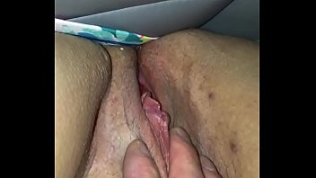 fledgling exhibitionist real duo spouse finger-kittling wife039_s humid.