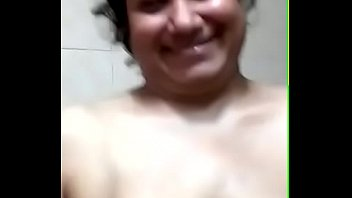 fatty from dhaka playing with self boobs