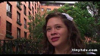 Good Latina teen pussy Crissy Montoya 4 51