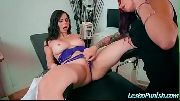 Hardcore Punish Sex Play With Sexy Lesbos (Monique Alexander &amp_ Nekane Sweet) mov-26
