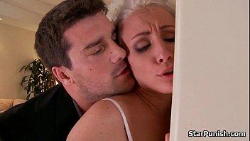 ash-blonde bride gets humped xxx on her wedding night-part-01