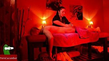 schlong food in dark apartment with crimson light cri012