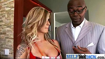 (chloe chaos) Sexy Milf In Hardcore Sex On Black Huge Dick vid-08