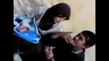 jilbab mesum di jalan.FLV