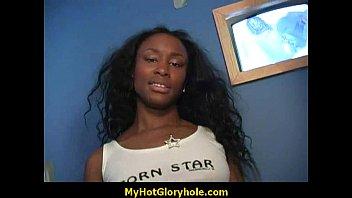 ebony gal oral job sesh nineteen