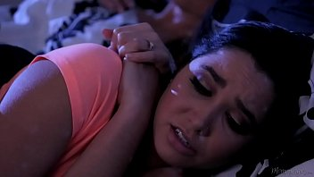 karlee grey sleeping with her step-mother.