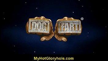 the astounding art of gloryhole oral.