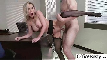 (devon) Big Tits Girl Get Hard Style Nailed In Office video-16