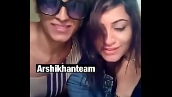 arshi khan having clothed orgy with her buddy.