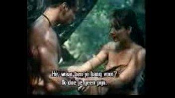 gonzo tarzan in jungle