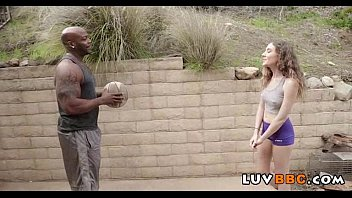 Big Black Cock for Tiny Teen Pussy 475