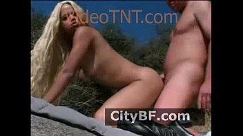 Blonde Girl Blowjob