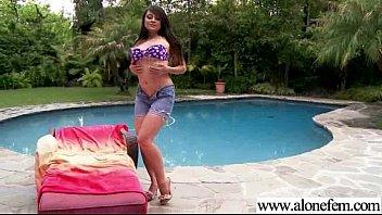 Cute Hot Sexy Girl Use Toys To Masturbate clip-25