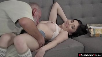 brown-haired mia evans gives head and gets drilled.