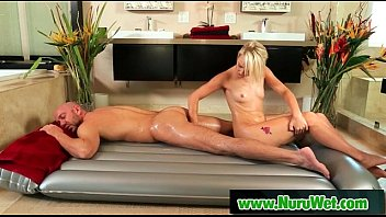 Nuru Massage Sex And Hardcore Pussy Fucking 04