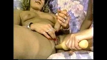 2 sexy hermaphrodites lick, suck and masterbate each other.