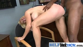 Hard Interracial Sex Tape Between Big Black Dick Stud And Hot Milf (totaly tabitha) video-27